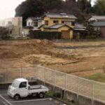 2011年 1月    着手後 土工事-1
