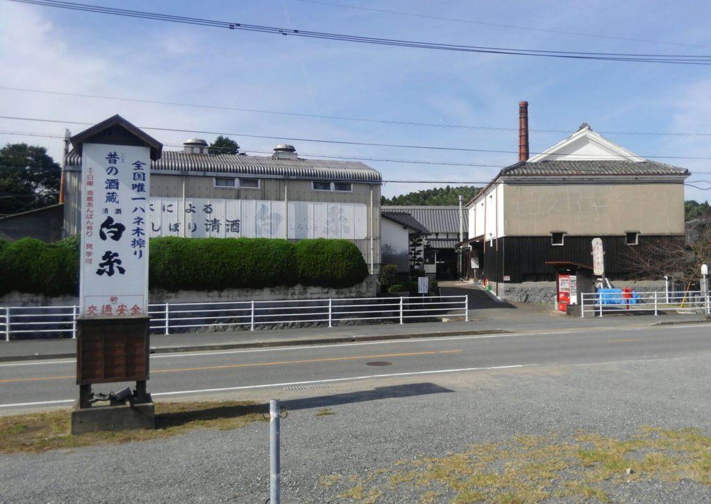 糸島市の『白糸酒造』に行ってきました!